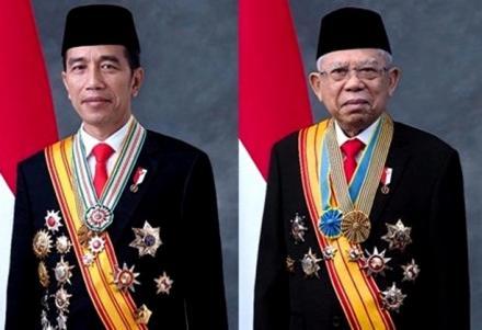 Selamat Bertugas Pak Jokowi dan Pak Ma'ruf Amin