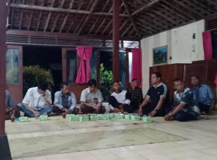 Sosialisasi Pemindahan Bak Ipal Komunal