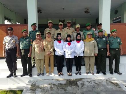 Kelurahan Karangtalun Ditunjuk Sebagai Petugas Upacara Tanggal 17 Desember