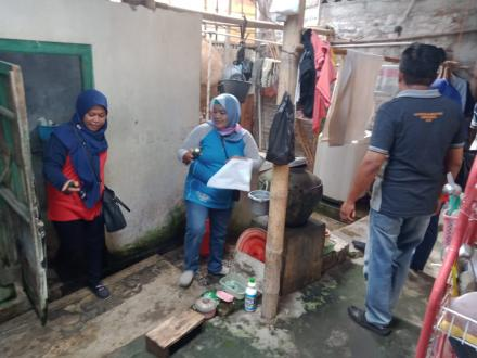 Gertak PSN Dusun Setran