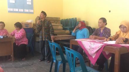 Launching Posbindu Dusun Sareyan